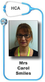 HCA Mrs Carol Smiles