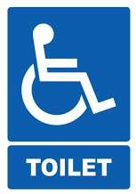 Disabled Toilet logo