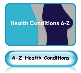 a-z health conditions