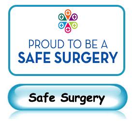 Safe Surgery button