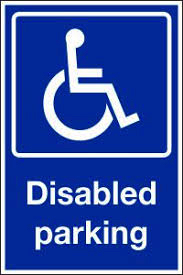 Disabled Parking Logo